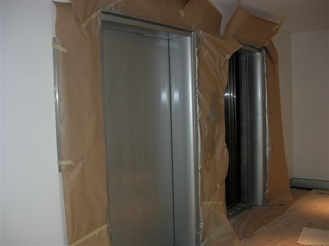 Lift Doors - McMahons Pt